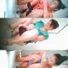 BFCV-01 Teens caught peeing on amateur spycam.