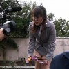 BFHD-74/75 News reporter in trouble! Pantypoop accident during report.