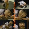BFAK-02 Anna Kuramoto defecation and puking after eats feces.