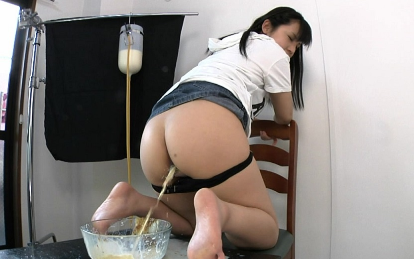 Asian Enema Sex