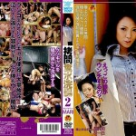 SVDVD-034 Two Shibuya girls forced into lesbian scat and enema gangbang.