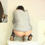 LQBK-0509 Girl poop and weighting shit.