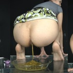 BFHD-85 Powerful diarrhea after enema full bowl of feces. (FullHD 1080p)