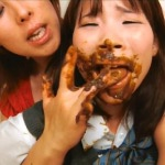 MDS-01 Mother forces daughter eat feces. (HD720p)