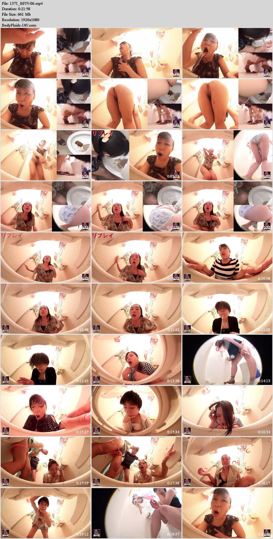 BFJV-06 Vomiting after food poisoning and poop in panties. (HD 1080p)