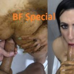 [Special #461] Emo girl shitty anal and sucks dirty dick. (HD 1080p)