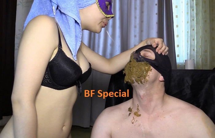 Allie sin squirting bukkake slutload