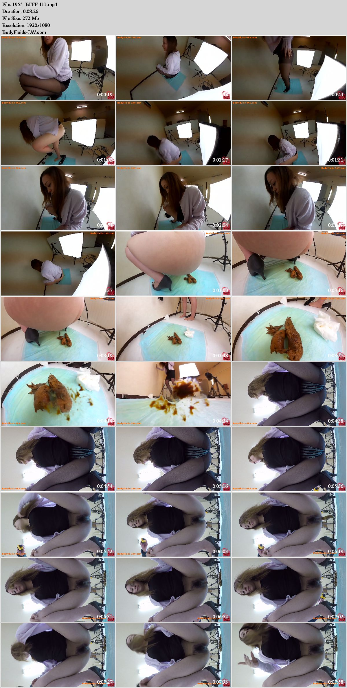 BFFF-111 Gaping pussy peeing and pooping dirty ass. (HD 1080p)