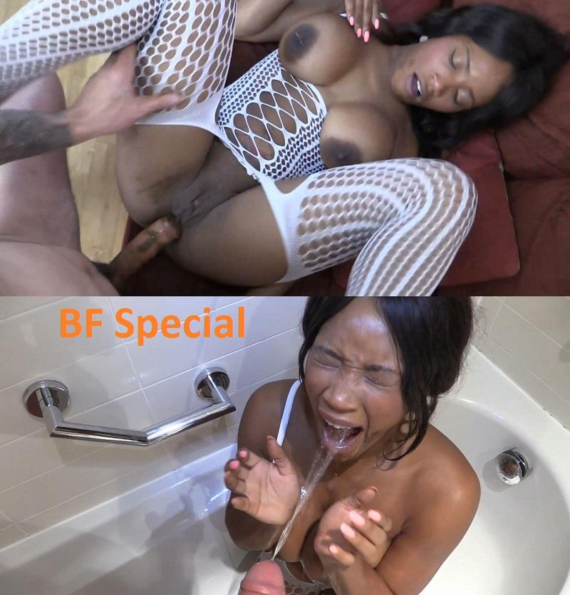 [Special #781] Kiki Minaj fuck in dirty anal with hot shit. (HD 1080p)
