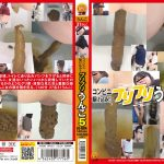 EE-084 コンビニ駆け込み!! ブリブリうんこ 5 エボ・ビジュアル Scat Pooping Toilet